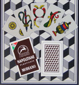 marked cards, Modiano Napoletane