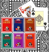modiano Texas Hold'em cartas marcadas